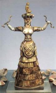 minoan goddes